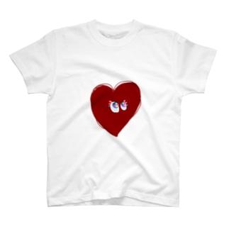 はーとちゃん@レディ T-shirts