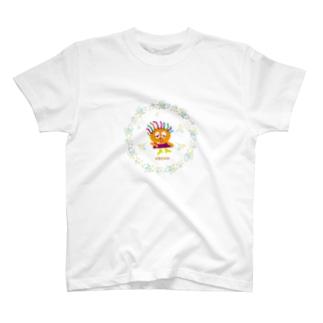 ヤバかった〜のクレコちゃん T-shirts