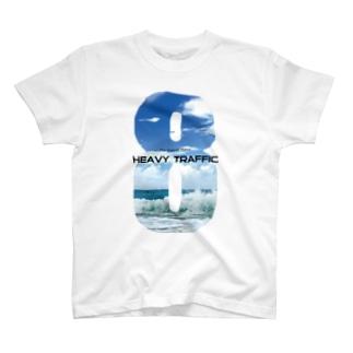 [8] HEAVY TRAFFIC T-shirts