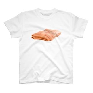ラブホテルの毛布 T-shirts