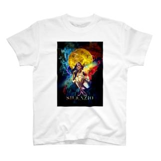 UNIREBORN WORKS ORIGINAL DESGIN SHOPのSILENZIO T-shirts