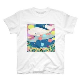 空から注意報 T-shirts