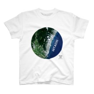 茨城県 日立市 Tシャツ T-shirts