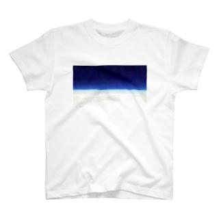 ghostpiaモデル T-shirts
