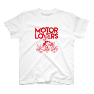 T.ProのMotor Lovers T-shirts