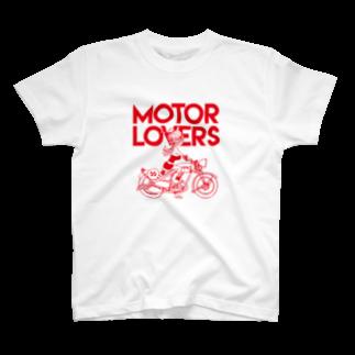T.ProのMotor Lovers Tシャツ