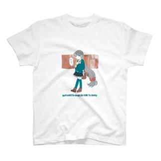 ボツ子 T-shirts