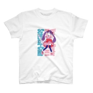 鮮血ちゃん T-shirts