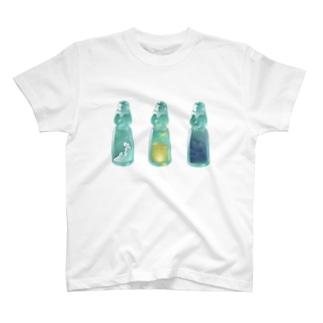 スカイラムネ T-shirts