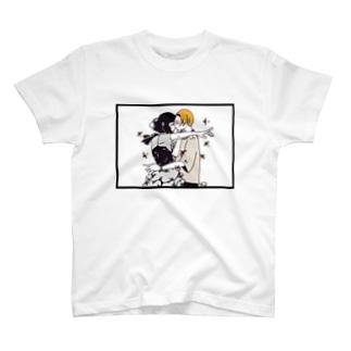 あたしはミツバチ Tシャツ