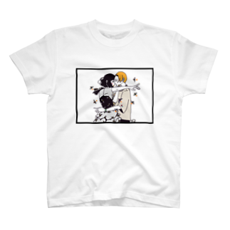 majoccoのあたしはミツバチ T-shirts