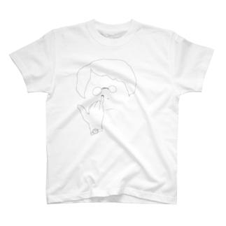 ホジリー T-shirts