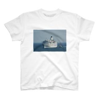 パシフイックビーナス T-shirts