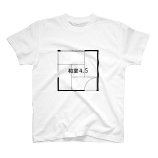 四畳半 T-shirts