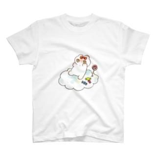 ふわもくめめたん T-shirts