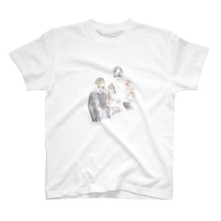 SとA T-shirts