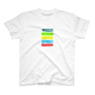 スティック T-shirts