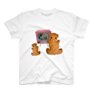しみずやのくまサブレ T-shirts