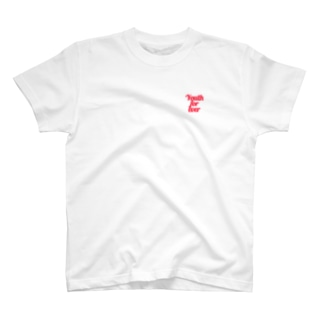 Youthforever_Red T-shirts