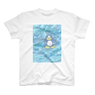ぺんぎんしゃん T-shirts