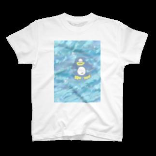 danamonianのぺんぎんしゃん T-shirts