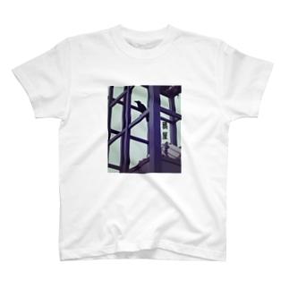 鴉屋  No.鴉1 T-shirts