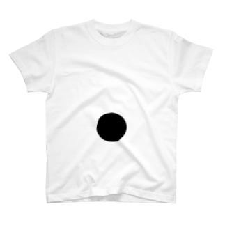 お腹に穴が・・・ Tシャツ