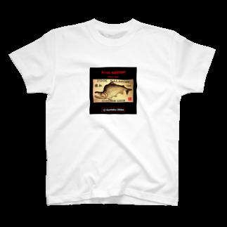 G-HERRING(鰊;鮭;公魚;Tenkara;SALMON)の猿払 カラフトマス!生命たちへ感謝を捧げます。※価格は予告なく改定される場合がございます。 T-shirts
