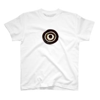 シンクにあるふた T-shirts