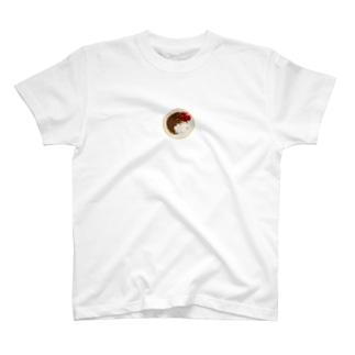 学食のカレー T-shirts