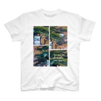 松島やああ松島や 松島や T-shirts