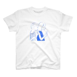 ハッピーアイスクリーム T-shirts