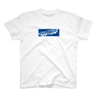 STOKED HIGH BOX logo T-shirts