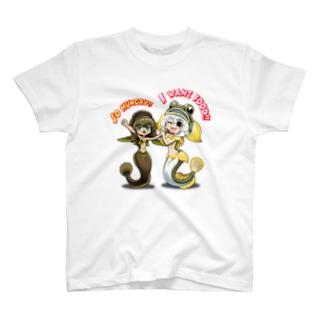ま~ちゃん&ダボ~ンヌ T-shirts
