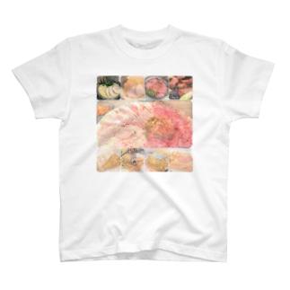 ダイエットは明日から!(文字なしversion) T-shirts