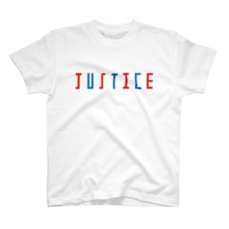正義をこの胸に T-shirts