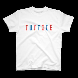 No Apocalypse Not Nowの正義をこの胸に T-shirts