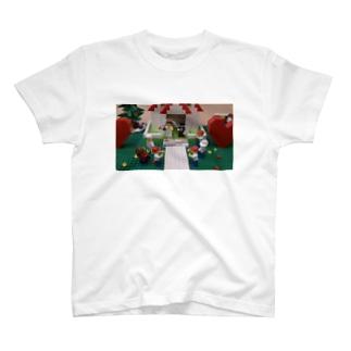 HAPPY WEDDING T-shirts