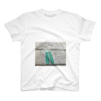 夏の思ひ出 ラムネ T-shirts