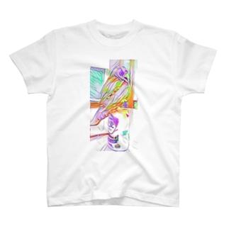 麦なfuu T-shirts