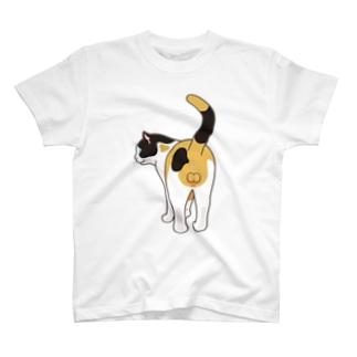 ミケネコ♂ T-shirts