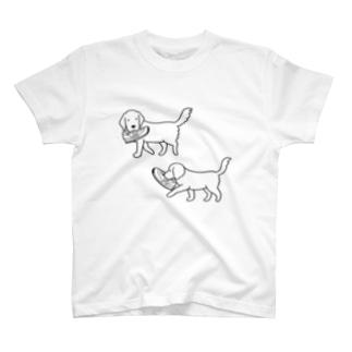 師匠と弟子 T-shirts