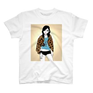エコファー主義 T-shirts