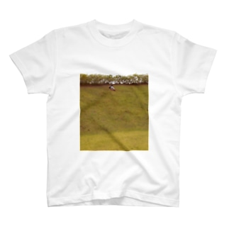 頂上まで… T-shirts