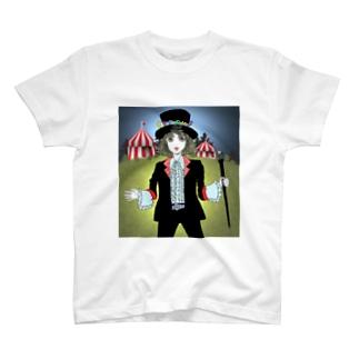 サーカスがまたはじまる! T-shirts