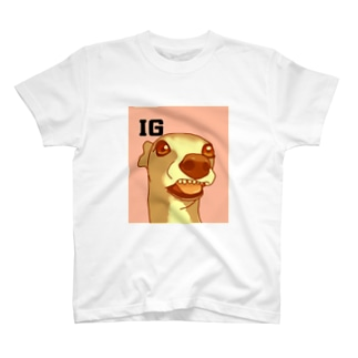 IG 歯出る T-shirts