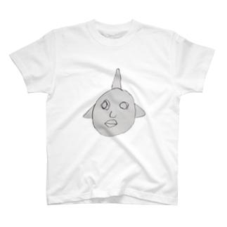 画伯ぐっず T-shirts