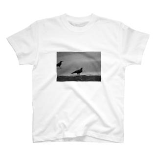 灰 T-shirts