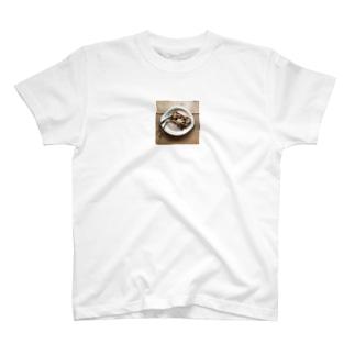 食べかけフレンチトースト T-shirts