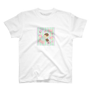 スイーツパラダイス! T-shirts